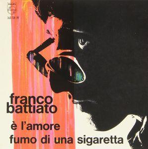 E' L'amore /  Fumo Di Una Sigaretta [Import]