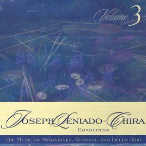 Music of Stravinsky Giannini & Dello-Joio