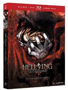 Hellsing Ultimate: Volumes 1-4