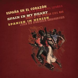 Spain in My Heart - Songs of the Spanish /  Various