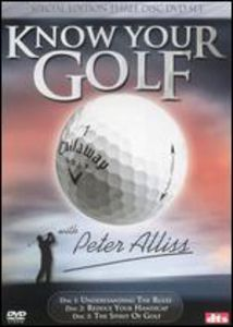 Know Your Golf With Peter Allis [Import]