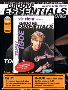 Groove Essentials Play Along Combo Pack
