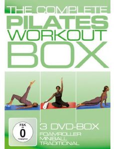 Complete Pilates Workout B
