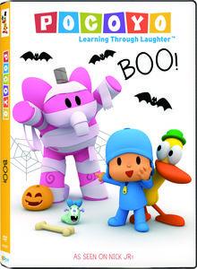 Pocoyo: Boo