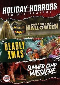 Holiday Horrors Triple Feature
