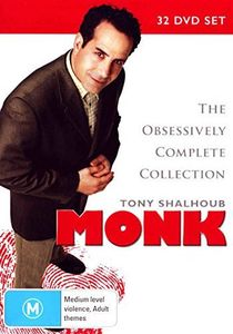 Monk Complete Collection [Import]