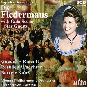 Die Fledermaus: Comp Opera Plus Bonus Galascene &