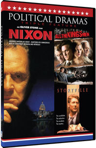 Political Dramas: Nixon, All the King's Men, Storyville