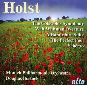 Cotswolds Symphony & Walt Whitman Overture