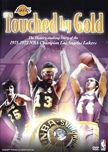 NBA Los Angeles Lakers 1971-72 Touched By Gold [Import]