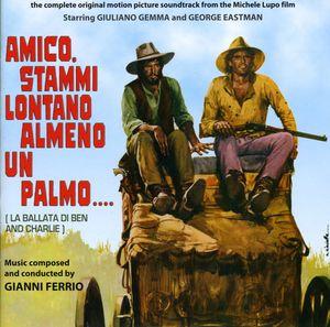 Amico Stammi Lontano Almeno (Ben and Charlie) (Original Motion Picture Soundtrack)