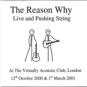 Live & Pushing String at the Virtually Acoustic CL