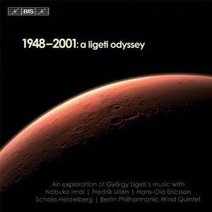 Ligeti Odyssey