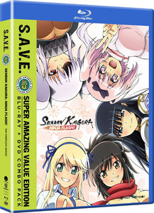 Senran Kagura: The Complete Series - S.A.V.E.