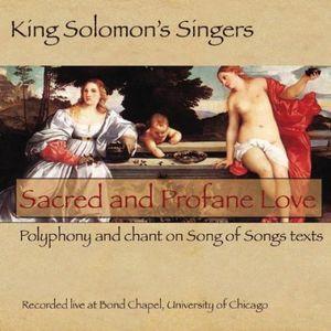 Sacred & Profane Love
