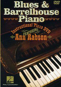 Blues and Barrelhouse Piano