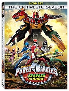 Power Rangers Dino Charge: The Complete Season
