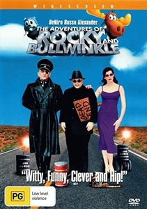 Adventures of Rocky & Bullwinkle [Import]