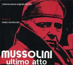 Mussolini Ultimo Atto [Import]