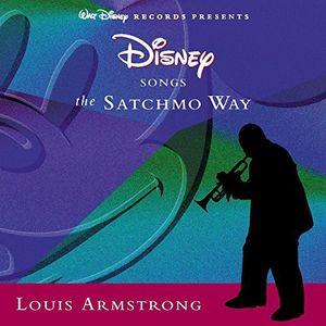 Disney Songs The Satchmo Way /  Various [Import]