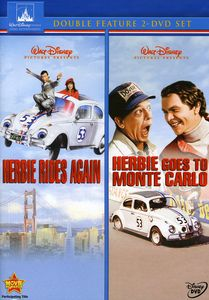 Herbie Rides Again /  Herbie Goes to Monte Carlo