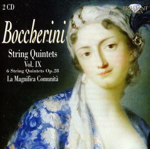 String Quintets Op 28: 9