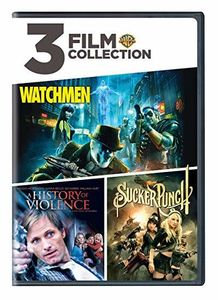 Watchmen/ A History Of Violence/ Sucker Punch