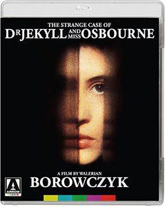 The Strange Case of Dr. Jekyll and Miss Osbourne