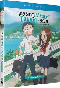 Teasing Master Takagi-San: Karakai Jozu No Takagi-San - The CompleteSeries