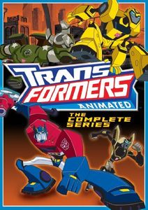 Transformers: Animated: The Complete Series