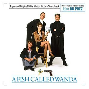 A Fish Called Wanda (Original Soundtrack) [Import]