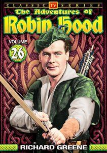 The Adventures of Robin Hood: Volume 26