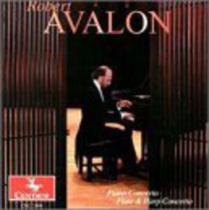 Piano Concerto /  Flute & Harp Concerto