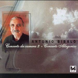 Concerto Allegorico /  Concert Da Camera II