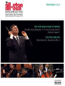 All Star Orchestra: Programs 3 & 4 - New World