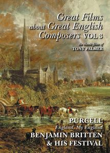 Great English Composers-Purcell & Britten 3 [Import]