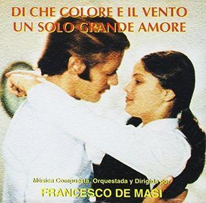 Di Che Colore E' Il Vento/ Un (Original Soundtrack) [Import]