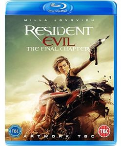 Resident Evil: The Final Chapter [Import]