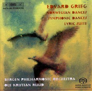 Norwegian Dances /  Symphonic Dances /  Lyric Suite