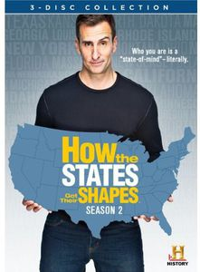 How the States Got Their Shapes: Season 2