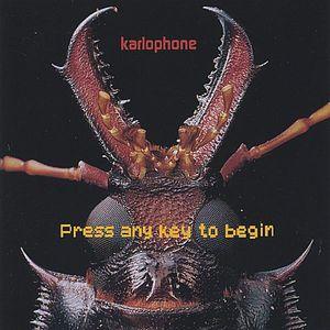 Press Any Key to Begin