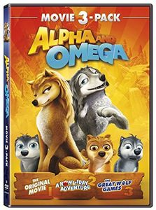 Alpha and Omega: 3-movie Pack, Part 1