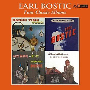 Dance Time /  Let's Dance /  Alto Magic In Hi-fi