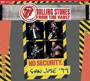 From The Vault: No Security. San Jose '99
