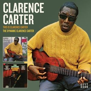 This Is Clarence Carter /  Dynamic Clarence Carter [Import]