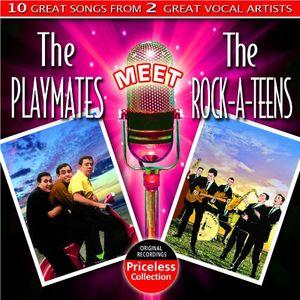 The Playmates Meet The Rock-A-Teens