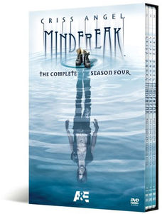 Criss Angel: Mindfreak: The Complete Season Four