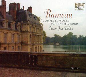 Complete Harpsichord Works