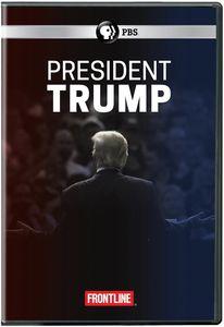 FRONTLINE: President Trump