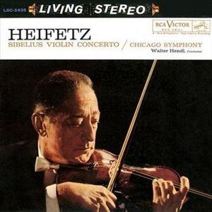 Violin Concerto in D Minor /  Violin